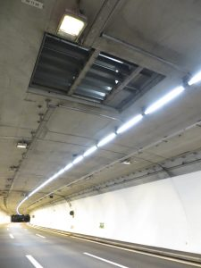 Tunnelklappen