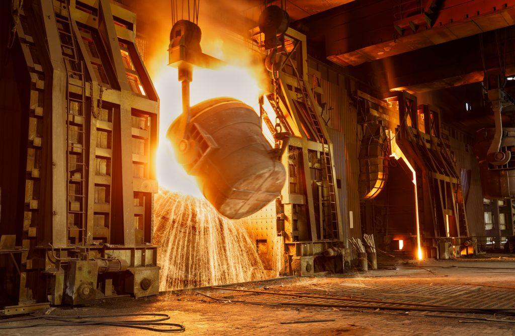 Stahl-/ Metallurgie